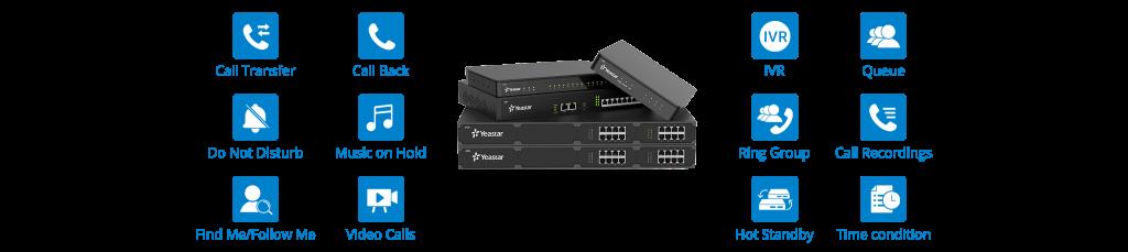 Yeastar S-Series VoIP PBX