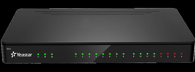 S412 VoIP PBX